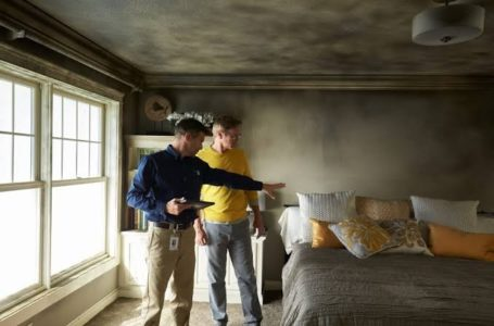 4 Steps During A Fire Damage Restoration Process