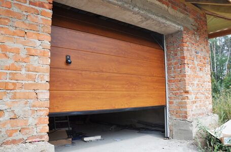 Repairing garage door services of Houston