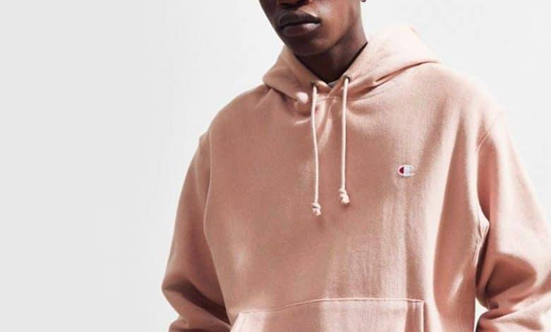branded men's hoodies